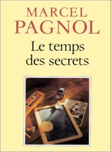 1 of 1 - Le Temps DES Secrets By Marcel Pagnol