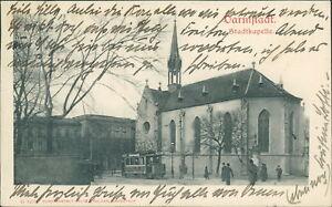 Ansichtskarte-Darmstadt-Stadtkapelle-1905-Nr-954