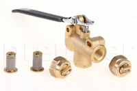 Rebuild Kit For Traditional Carpet Cleaning Extractor Wands Tee-jet K-valve