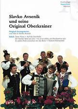 Oberkrainer Cast Combo voti: Avsenik e oberkrainer originale sequenza 1