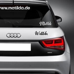 Details Zu 2x 20cm Wunschtext Aufkleber Schriftzug Auto Klebeschrift Sticker Fahrrad