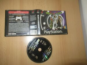 BUST-A-GROOVE-SONY-PLAYSTATION-1-PS1-EX-Renta-Version-Pal