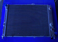 Full Aluminum Radiator for Saab 9000 2.3L Turbo NIB 91-98 2 Rows 93 94 95 96 97