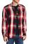 Plaid True Religion 439070335963 Rood Nieuw149 Fit Xl Loose Shirt q3RcLAj54