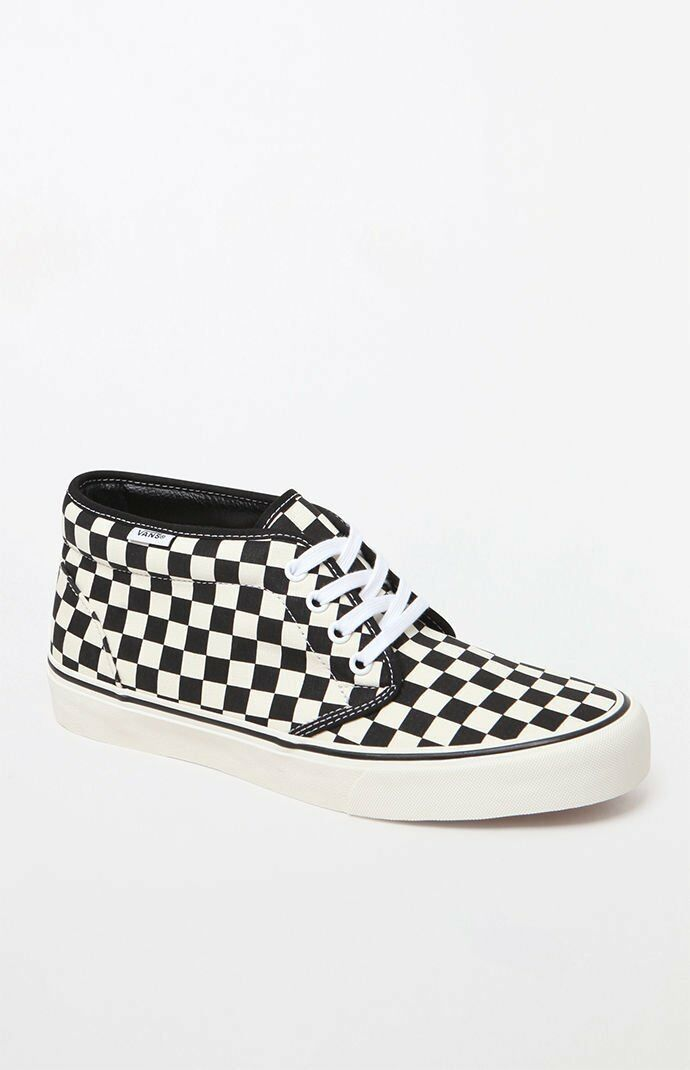 MEN'S GUYS Vans Chukka DX SF Surf Checkerboard shoes SNEAKERS SHOES NEW   70