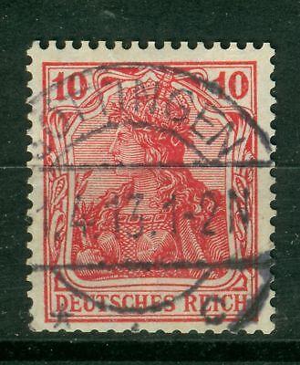 Deutsches Reich 86 Ib , O , Geprüft Durch Wissenschaftlichen Prozess