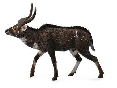Collecta 88689 Bergnyala Antilope 10 Animali Selvatici CM