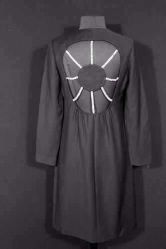 RARE VINTAGE DESIGNER SAMPLE 1960'S BLACK SPIDER W