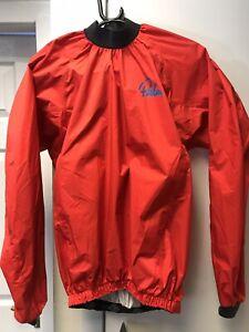 Red Bargain Unisex Palm Cirrus Waterproof Cag Top Size Medium