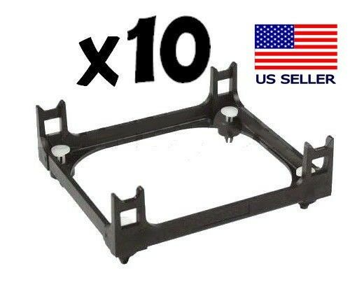 Lot of 10 Pcs Socket 478 HEATSINK RETENTION Bracket