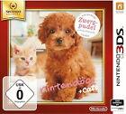 Nintendogs + Cats: Zwergpudel & neue Freunde (Nintendo 3DS, 2011, Keep Case)