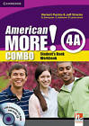 American More! Level 4 Combo a with Audio CD/CD-ROM by Christian Holzmann, Jeff Stranks, Gunter Gerngross, Herbert Puchta, Peter Lewis-Jones (Mixed media product, 2010)