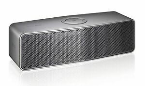 LG Electronics NP7550 Bluetooth portable Speaker connects with mobile phones etc
