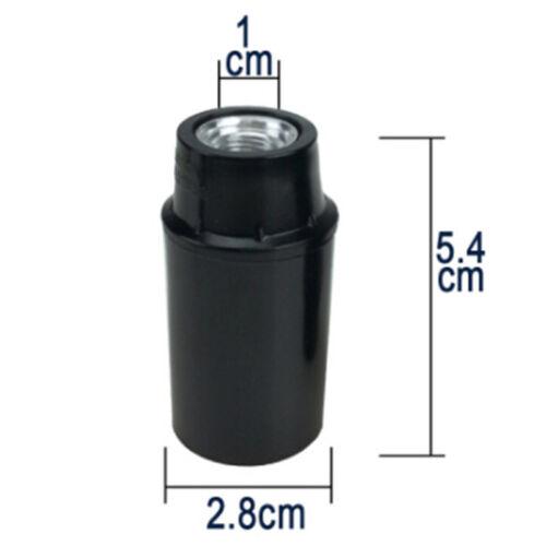1Pc E14 No The Teeth Lamp Base Bakelite Lampholder Edison Pendant Lamp Socket  I