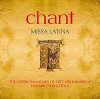Chant - Missa Latina - Cistercian Monks of Stift Heiligenkreuz - CD - Neu / OVP
