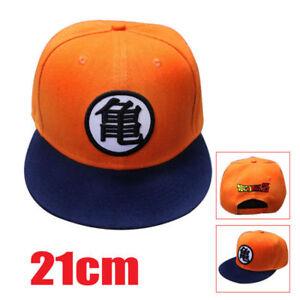 5465424cd30d0 Dragon Ball Z Son Goku Baseball Hat Hip Hop Caps Casual Snapback ...