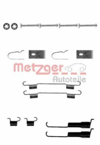 METZGER Zubehörsatz Bremsbacken Trommelbremse Montagesatz Hinten 105-0800