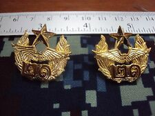 Wing21 Royal Thai Air Force COLLAR PINS BADGE สังกัด ทอ.