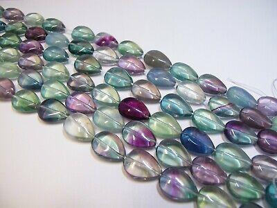 AAA flourite nuggets beads,top quality multi flourite tumbled beads