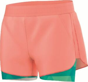 Adidas Performance Enfants Tennis Training Short Club Trend Short Orange Vert-afficher Le Titre D'origine