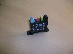 Gordos Crouzet Relay DR-OAC  3.7-32VDC INPUT  12-280VAC OUTPUT @ 5AMPS