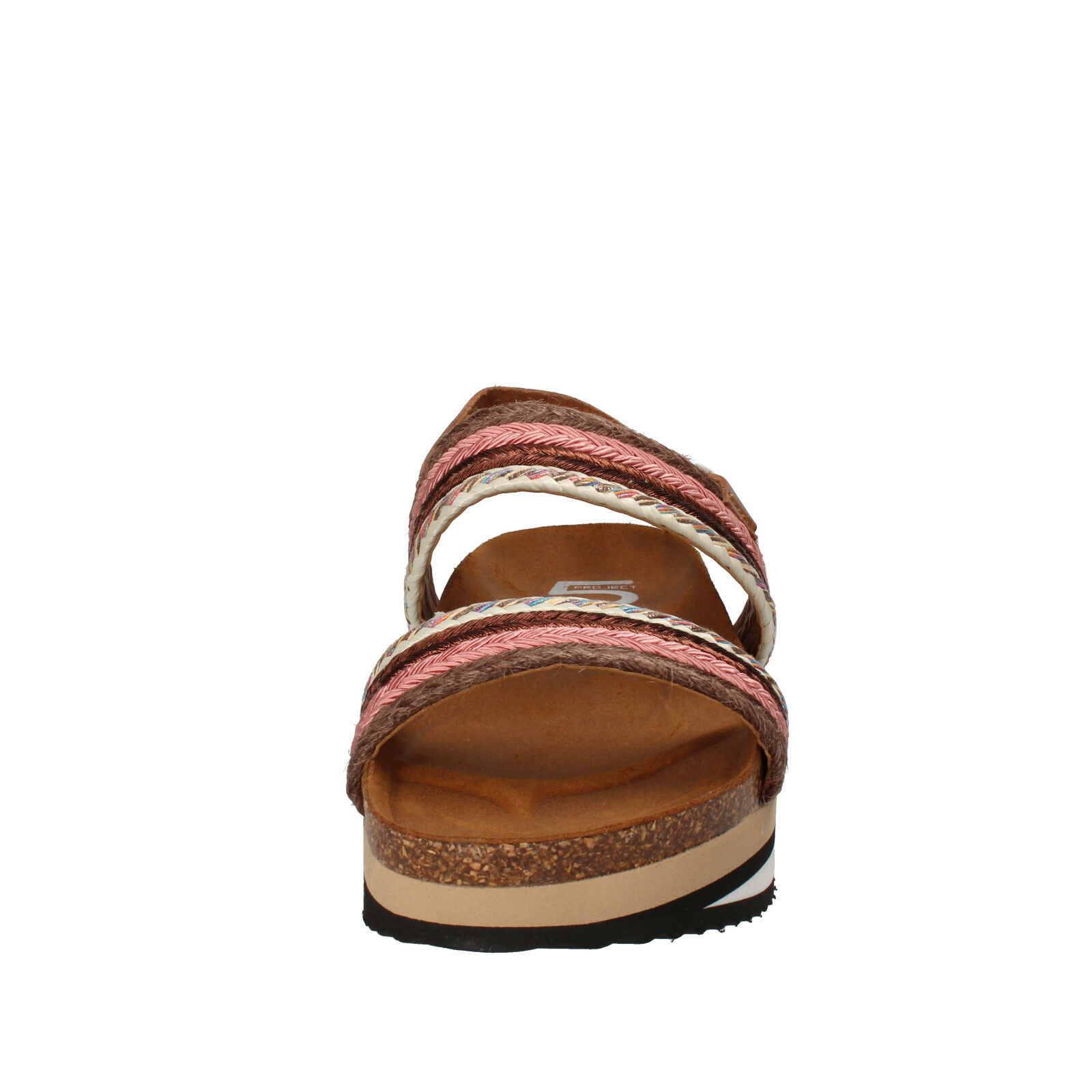 Scarpe donna 5 PRO marrone JECT 41 EU sandali rosa marrone PRO tessuto AC593 9d5423