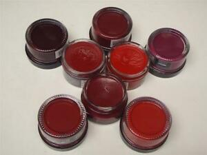 Shoe Polish Red Colours Woly Tarrago