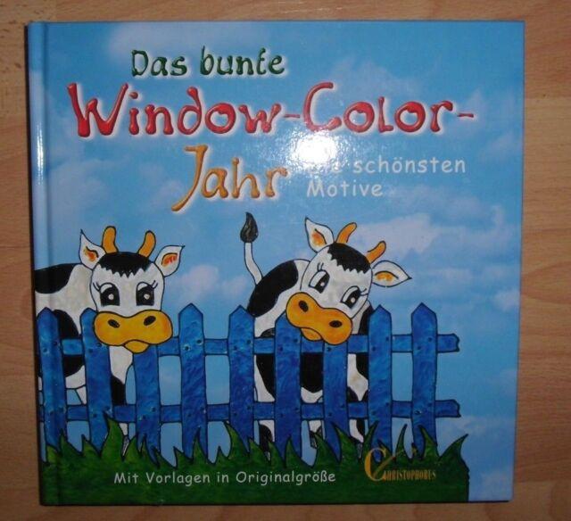 Das bunte Window Color Jahr -  Die schönsten Motive