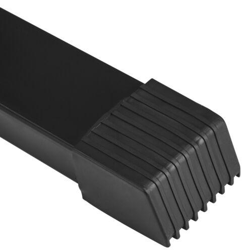 Soporte para discos pesas disco estándar barbell rack almacenaje árabol 7 barras