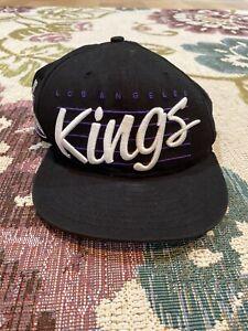 LA-Los-Angeles-Kings-Hockey-NHL-New-Era-Baseball-Hat-Snap-Back