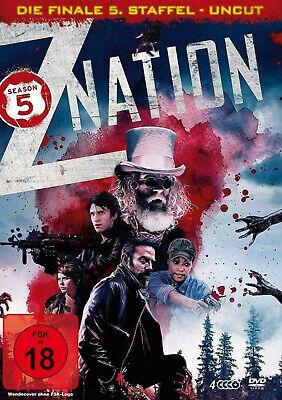Z-Nation Staffel 4