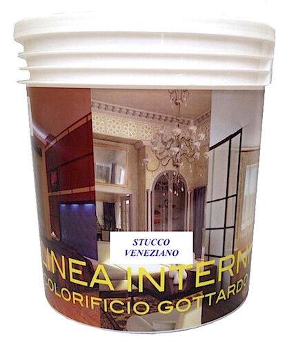 Stucco veneziano 20kg weiß  - Synthetisch Glanzspachtel