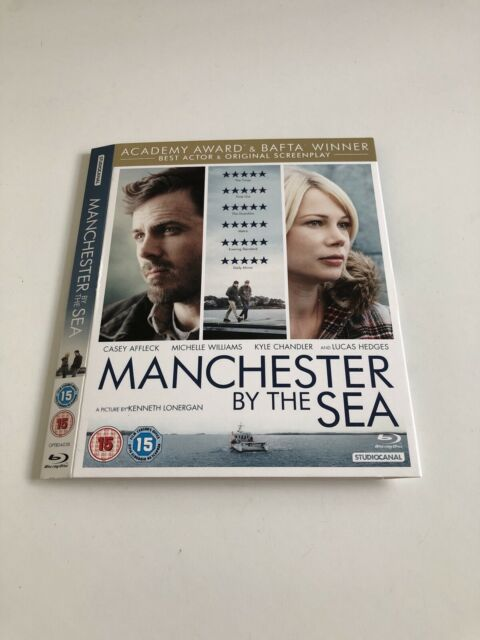 Manchester By The Sea - Blu Ray Slip Cover Only  No Discs