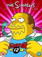The Simpsons: Complete Season 12 - DVD