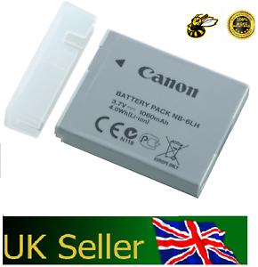 Genuine-CANON-Battery-NB-6LH-PowerShot-SX710-SX610-SX520-SX530-SX540-HS-S120