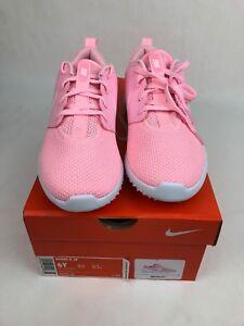 Nike Roshe G JR Girls Size 6Y Pink