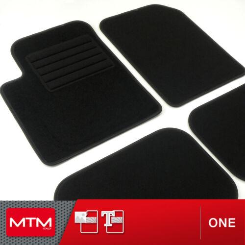 MTM cod 899 One su misura Tappetini Fiat Freemont 7 posti dal 2011