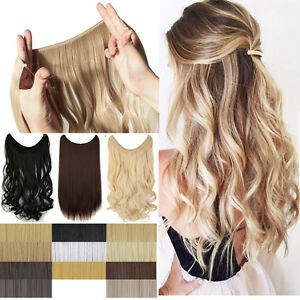 Secret headband elastic wire one piece no clip hair extensions image is loading secret headband elastic wire one piece no clip pmusecretfo Choice Image