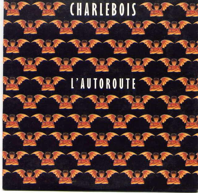 ROBERT CHARLEBOIS - rare CD Single - Europe