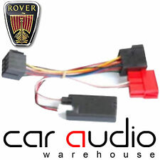 Rover MG ZT 2002 On KENWOOD Car Stereo Steering Wheel Interface Adaptor