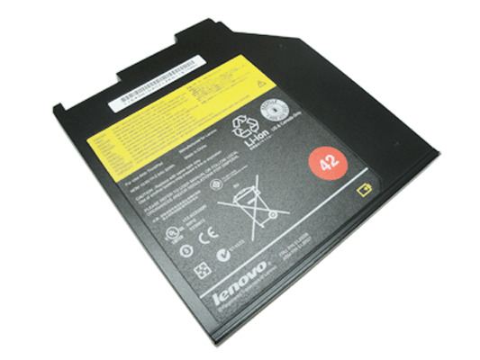 Genuine Ultrabay Battery Lenovo ThinkPad T400s T410si T420s T500 W500 51J0508