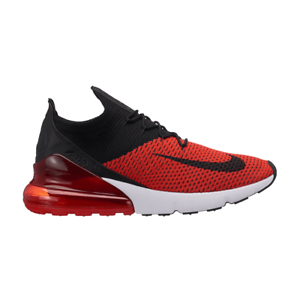 Details about Nike Air Max 270 Flyknit Chile Red White Black AO1023 601 Mens Size 10.5