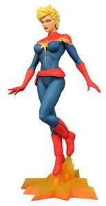 Diamond-Select-Marvel-Galerie-Capitaine-Marvel-PVC-Figurine