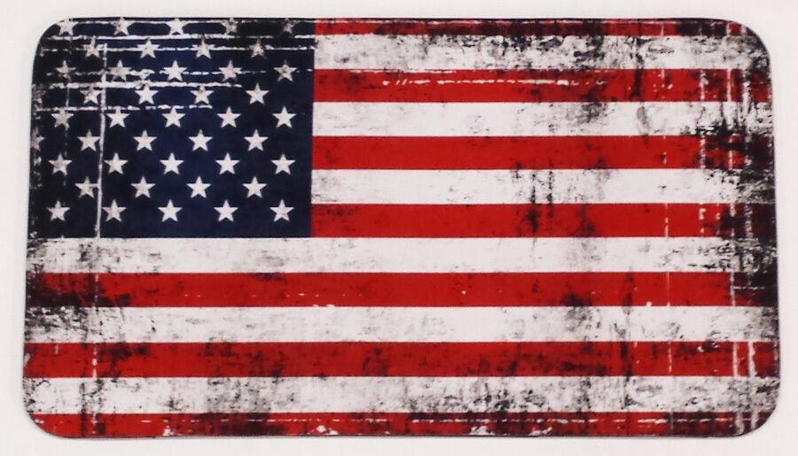 Yeti Tundra 45qt Cooler Pad American  Flag  high quality & fast shipping