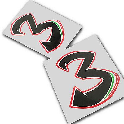 Rapro Graphics Sticker en vinyle Max Biaggi