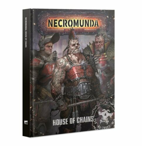 Warhammer-Necromunda-House of Chains cartonnée