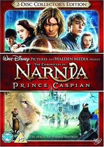 1 of 1 - The Chronicles of Narnia: Prince Caspian (2-Disc Collector's Edition) [DVD] B.