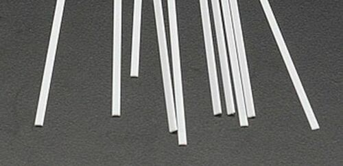 10 Plastruct PLS90723 MS-206 Rect Strip,.020x.060