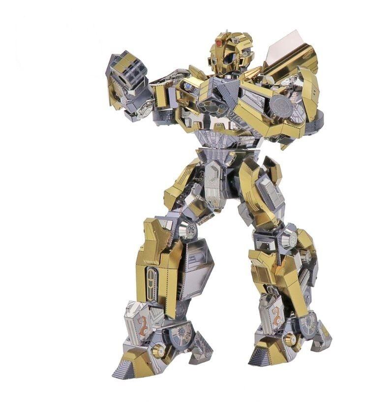 NY 2018 MU 3D Metal pussel OP The last Knight Come modellllerler Assemble Jigsaw leksaker