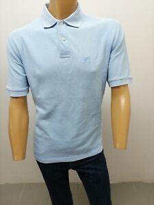 Dettagli su Polo FILA uomo taglia size L maglia maglietta shirt man cotone  P 5676